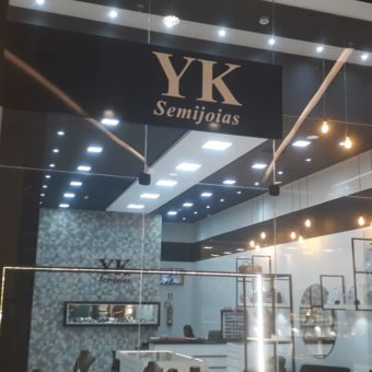 YK Semi Jóias JK Shopping, Avenida Hélio Prates, Taguatinga Norte, Comércio de Brasília, DF