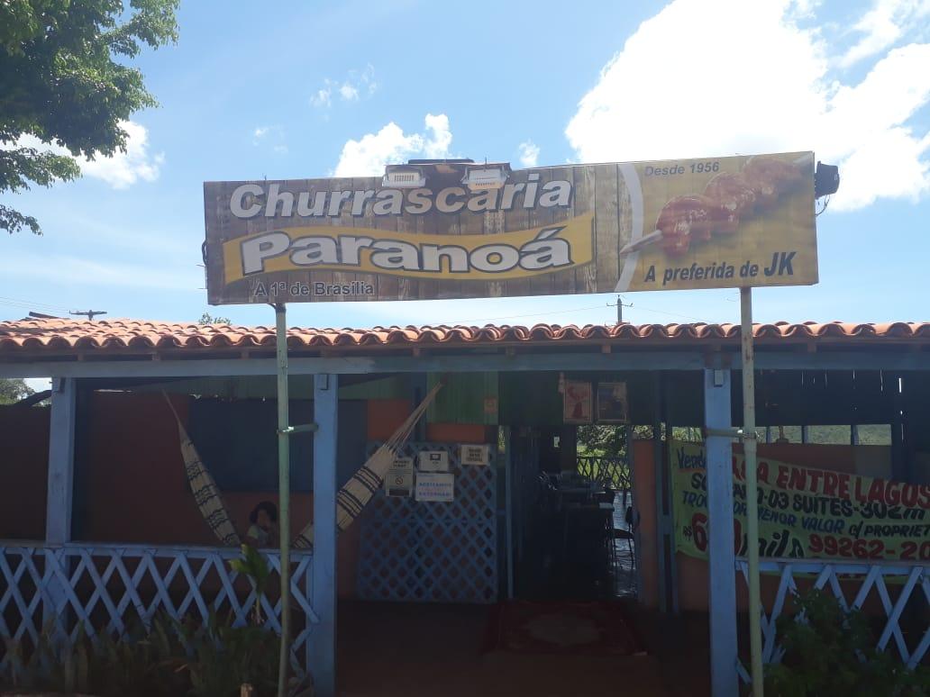Churrascaria Paranoá, Comercio Brasilia