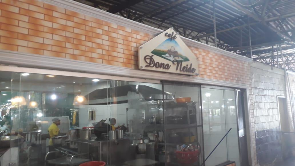 Café Dona Neide, Feira do Guará, Brasília-DF
