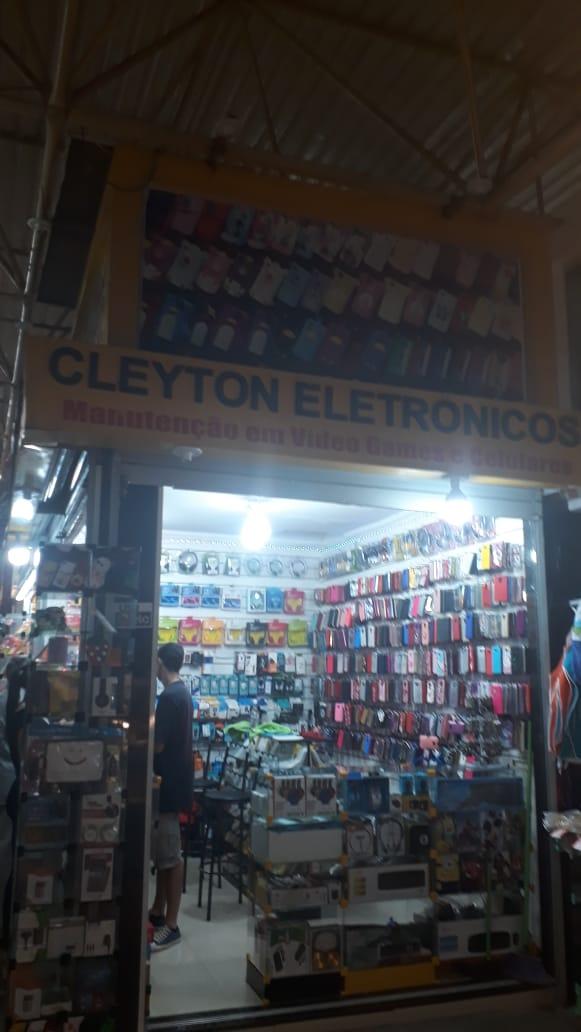 Cleyton Eletrônicos, Feira do Guará, Brasília-DF
