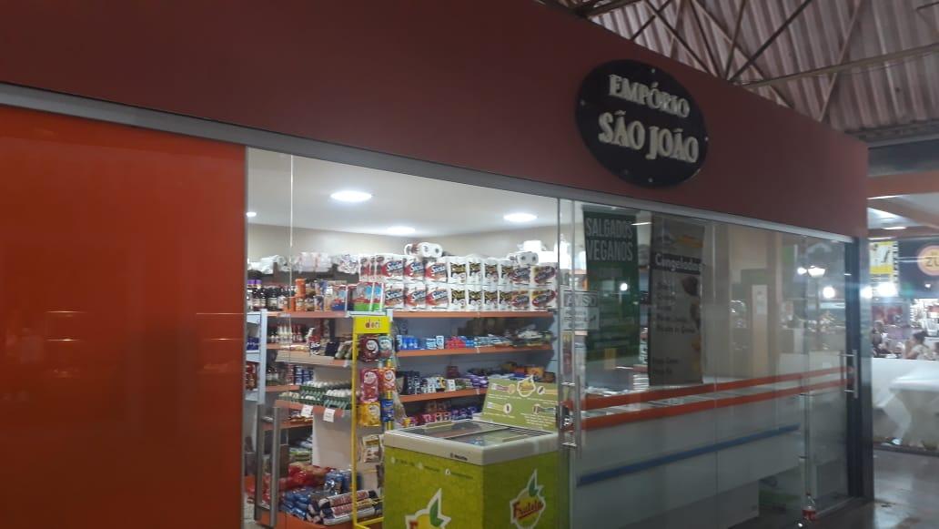 Empório São João, Feira do Guará, Brasília-DF