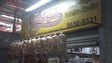 Galega, doces, queijos, castanhas e biscoitos, Feira do Guará, Brasília-DF