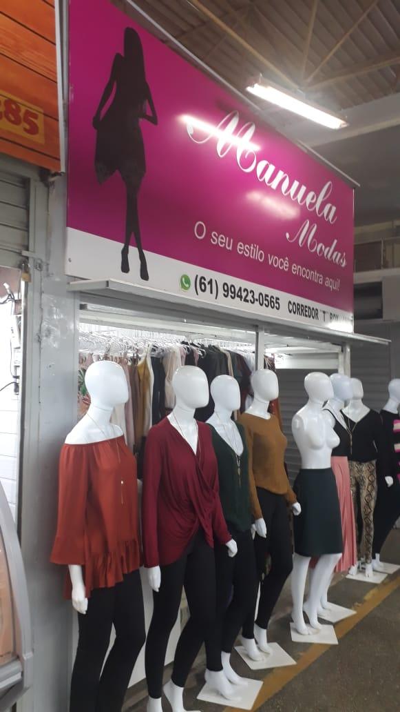 Manuela Modas, Feira do Guará, Brasília-DF