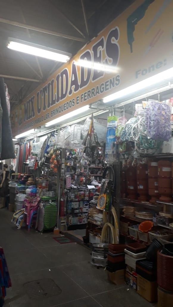 Mix Utilidades, utensíliios, utlidades, brinquedos e ferramentas, Feira do Guará, Brasília-DF