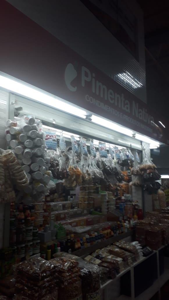 Pimenta Nativa Condimentos, Feira do Guará, Brasília-DF