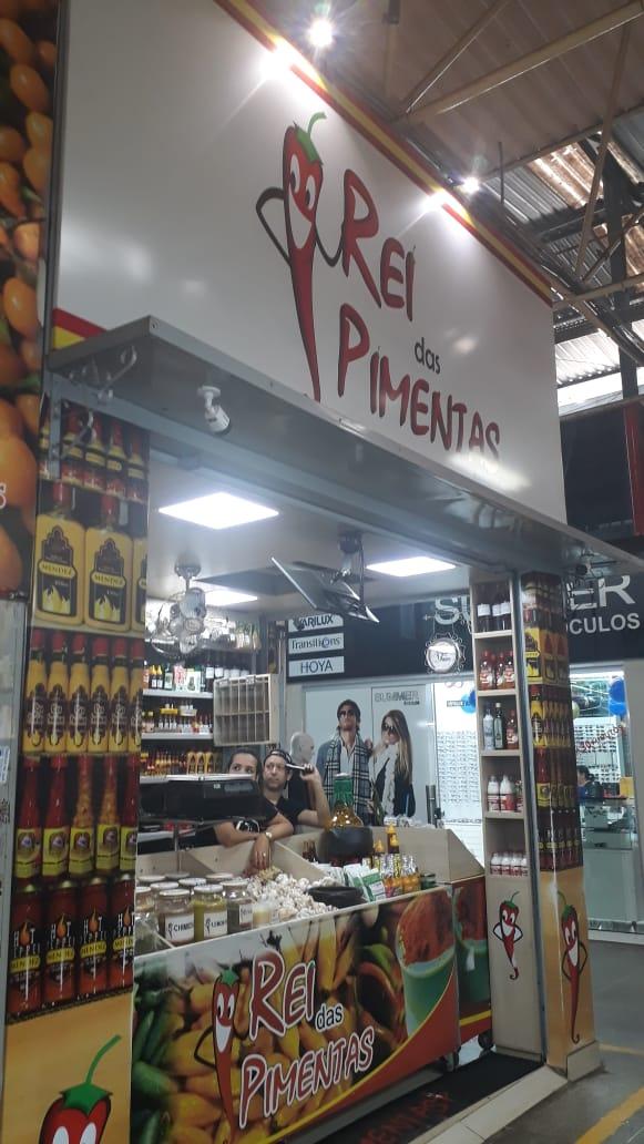 Rei das Pimentas, Feira do Guará, Brasília-DF