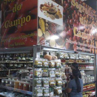 Segredo do Campo, temperos especiais, Feira do Guará, Brasília-DF