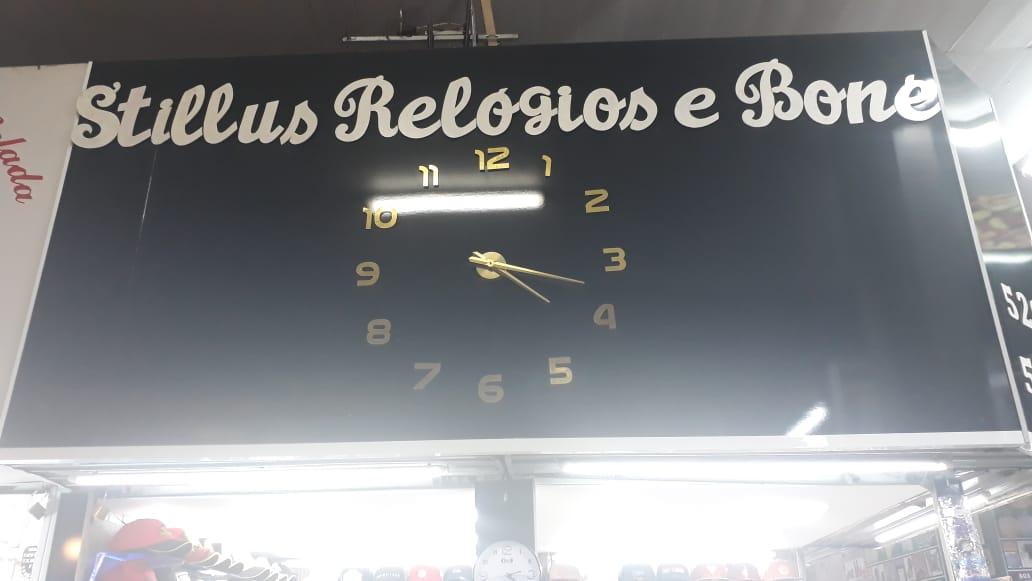 Stillus Relógios e Bones, Feira do Guará, Brasília-DF