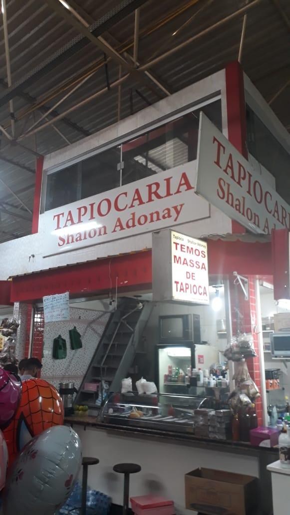 Tapiocaria Shalon Adonay, Feira do Guará, Brasília-DF