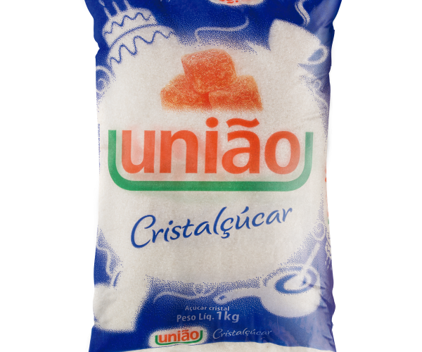Açucar Cristalçucar União Pacote 1 Kg