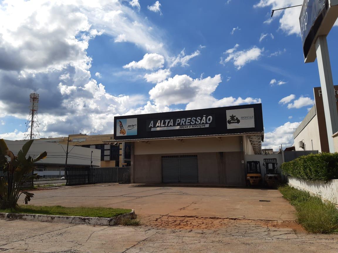 A Alta Pressão peças e serviços karcher, SIA Trecho 3, Comercio Brasilia