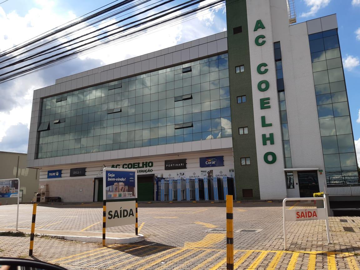 AC Coelho do SIA, SIA Trecho 3, Comercio Brasilia