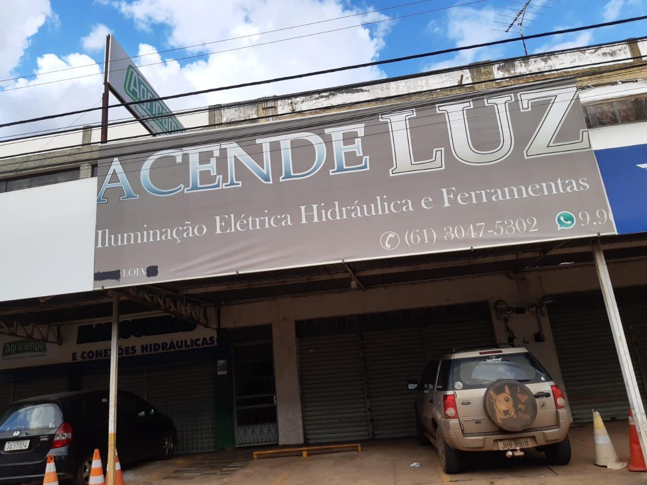 Acende Luz, SIA Trecho 5, Comercio Brasilia