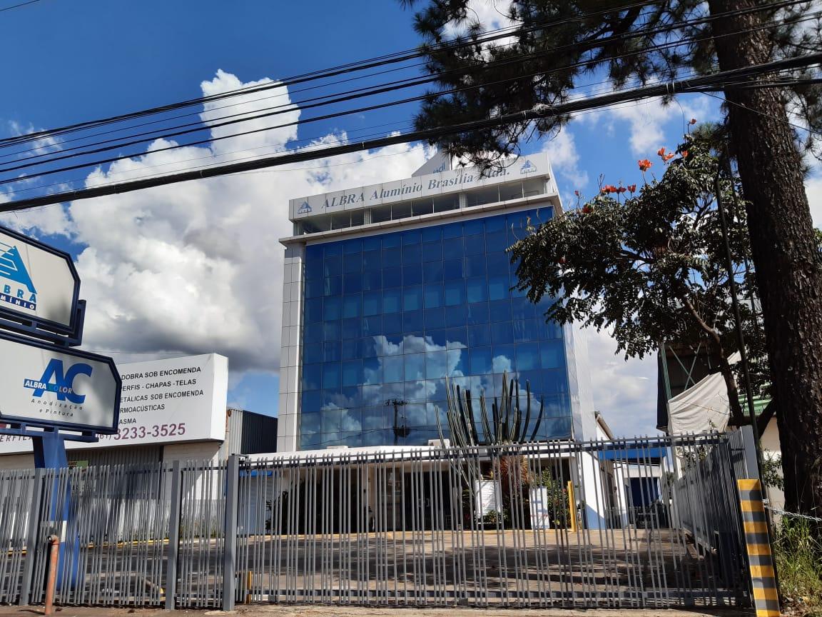 Albra Alumínio Brasilia, Alco em Brasilia, SIA Trecho 2, Comercio Brasilia