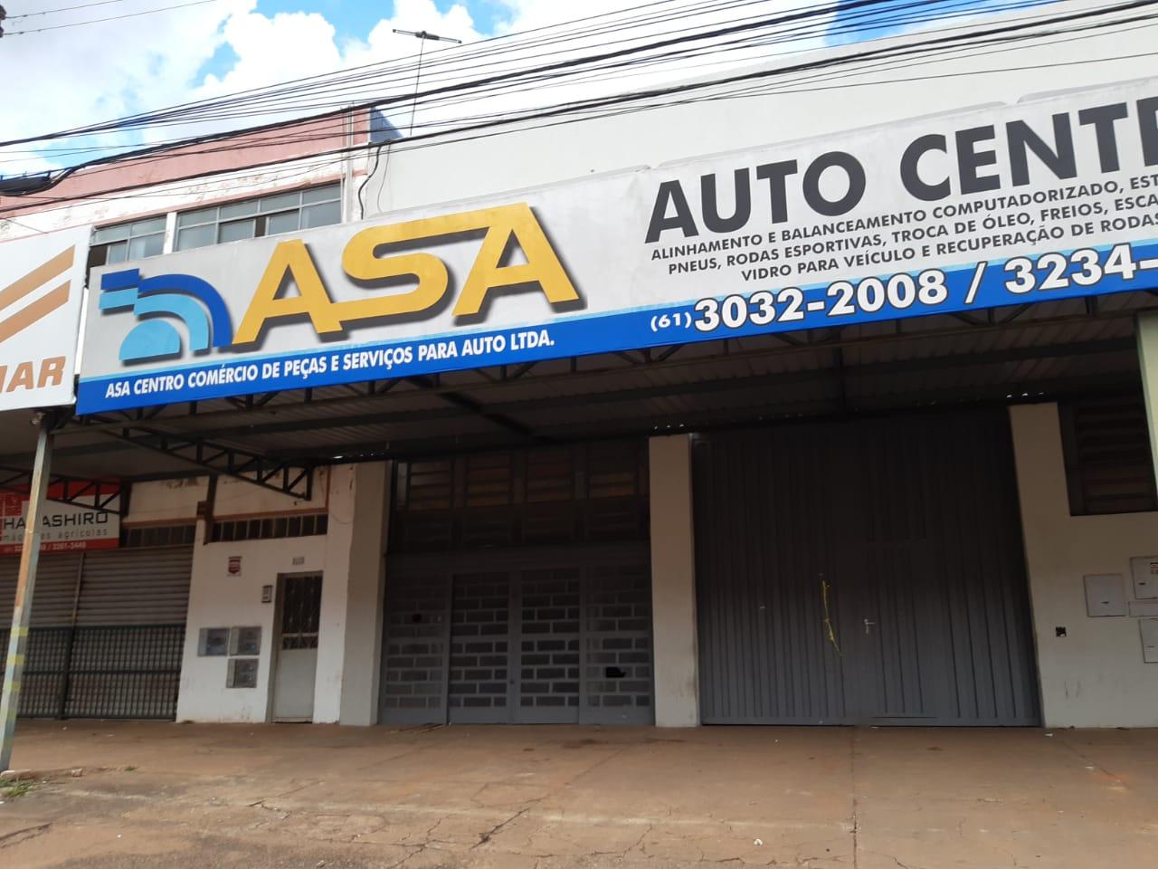 Asa Auto Centro, SIA Trecho 5, Comercio Brasilia