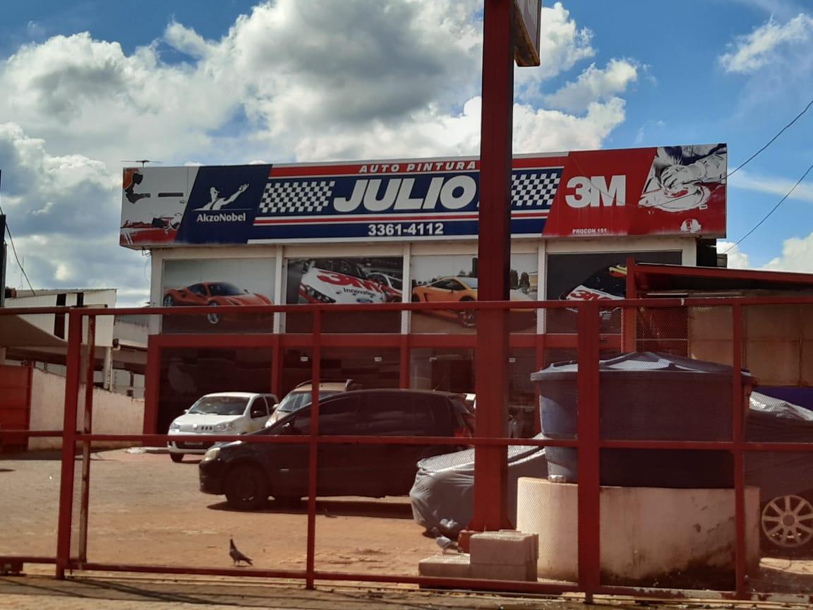 Auto Pintura Julio, SIA Trecho 2, Comercio Brasilia