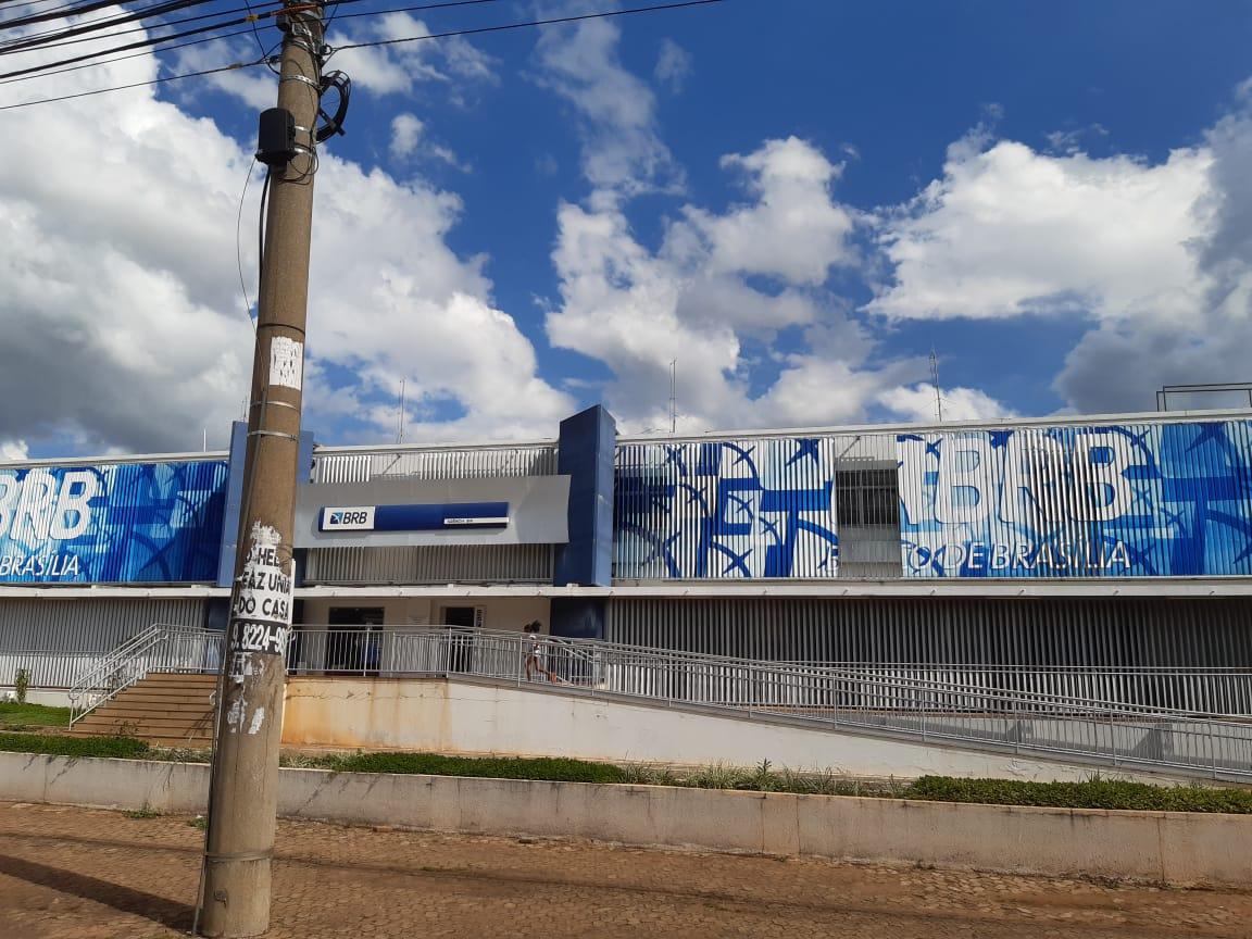 BRB Agencia SIA, SIA Trecho 3, Comércio Brasilia