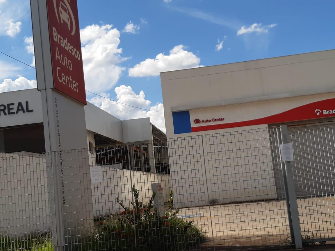 Bradesco Auto Center, SIA Trecho 3, Comercio Brasilia