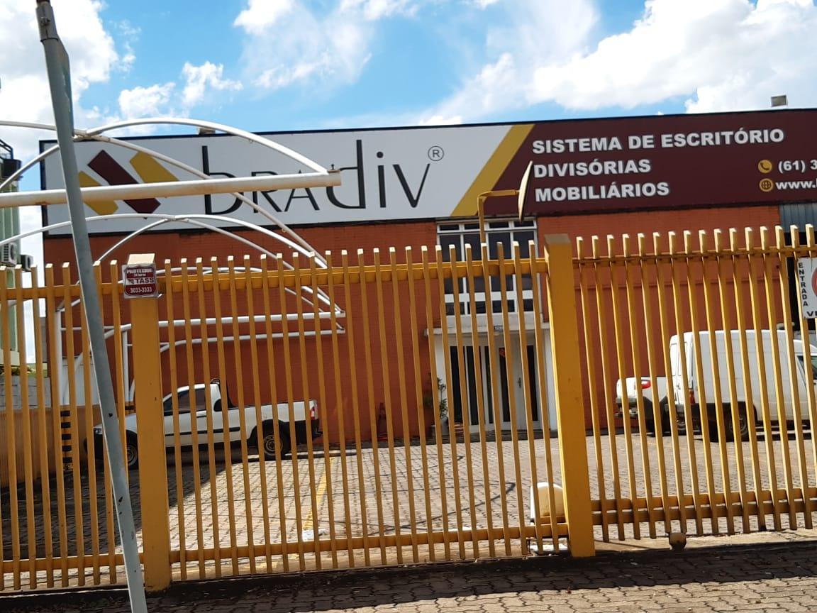 Bradiv sistema de escritórios, divisórias e mobiliários, SIA Trecho 2, Comercio Brasilia