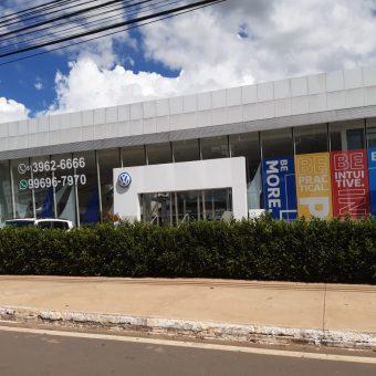 Brasal, Concessionara Volkswagem, SIA Trecho 1, Guará, Comércio Brasilia