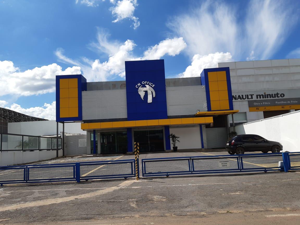 CN Office, SIA Trecho 2, Comercio Brasilia