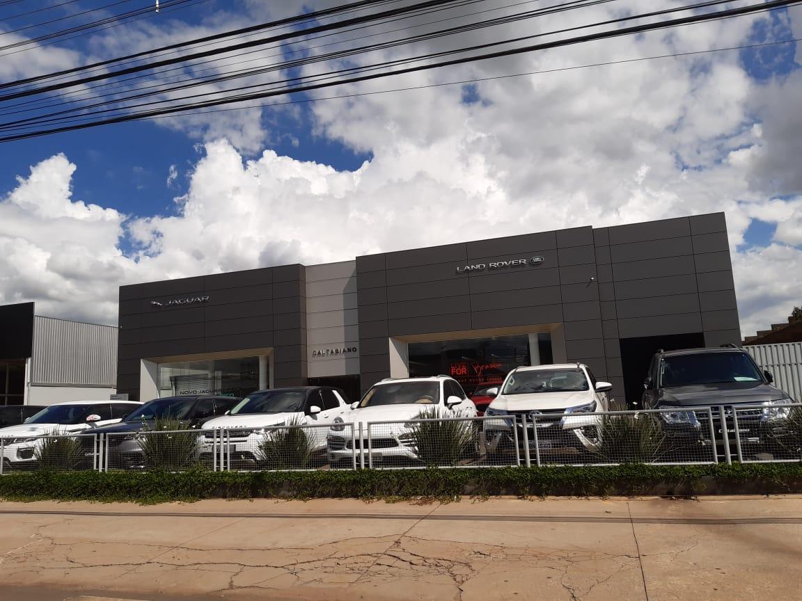 Caltabiano Jaguar, SIA Trecho 1, Guará, Comércio Brasilia