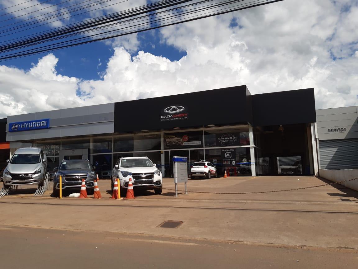 Caoa Chery, SIA Trecho 1, Guará, Comércio Brasilia