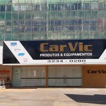 Carv Vic produtos e equipamentos, SIA Trecho 2, Comercio Brasilia