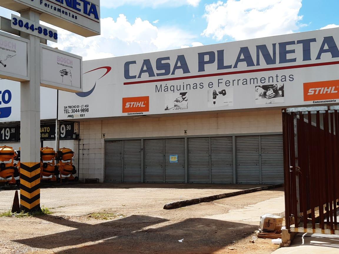 Casa Planeta Máquinas e Ferramentas, SIA Trecho 3, Comercio Brasilia