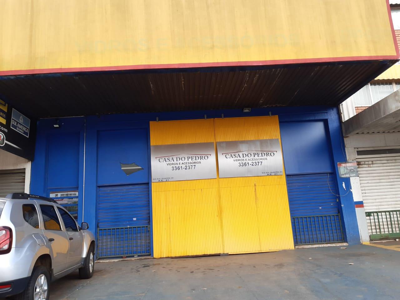 Casa do Pedro, vidros e acessórios, SIA Trecho 5, Comercio Brasilia