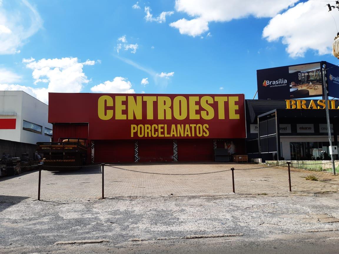 Centro Oeste Porcelanatos, SIA Trecho 3, Comercio Brasilia