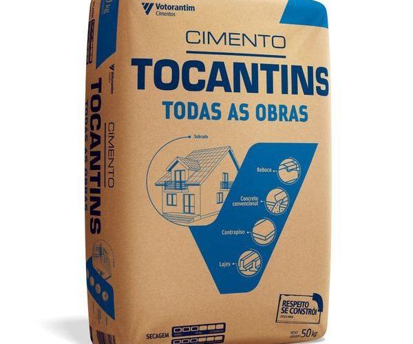 Cimento Tocantins todas as obras DF