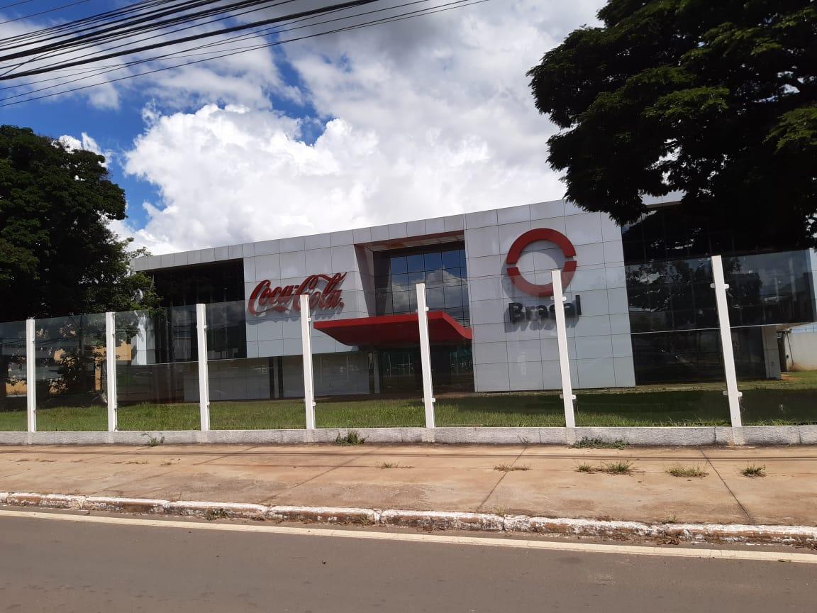 Coca-cola Brasal, SIA Trecho 1, Guará, Comércio Brasilia