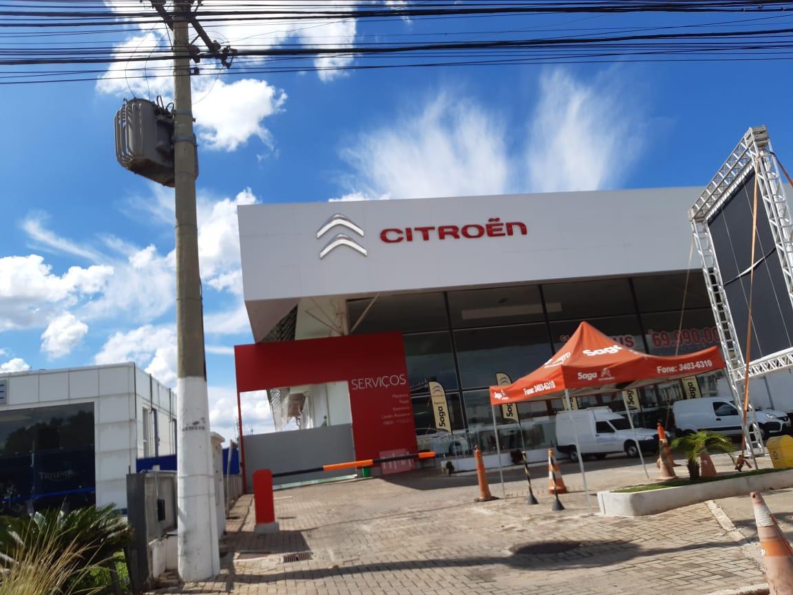 Concessinária Citroen, SIA Trecho 2, Comercio Brasilia