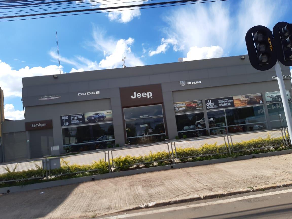 Concessionária Jeep SIA Trecho 2, Comercio Brasilia