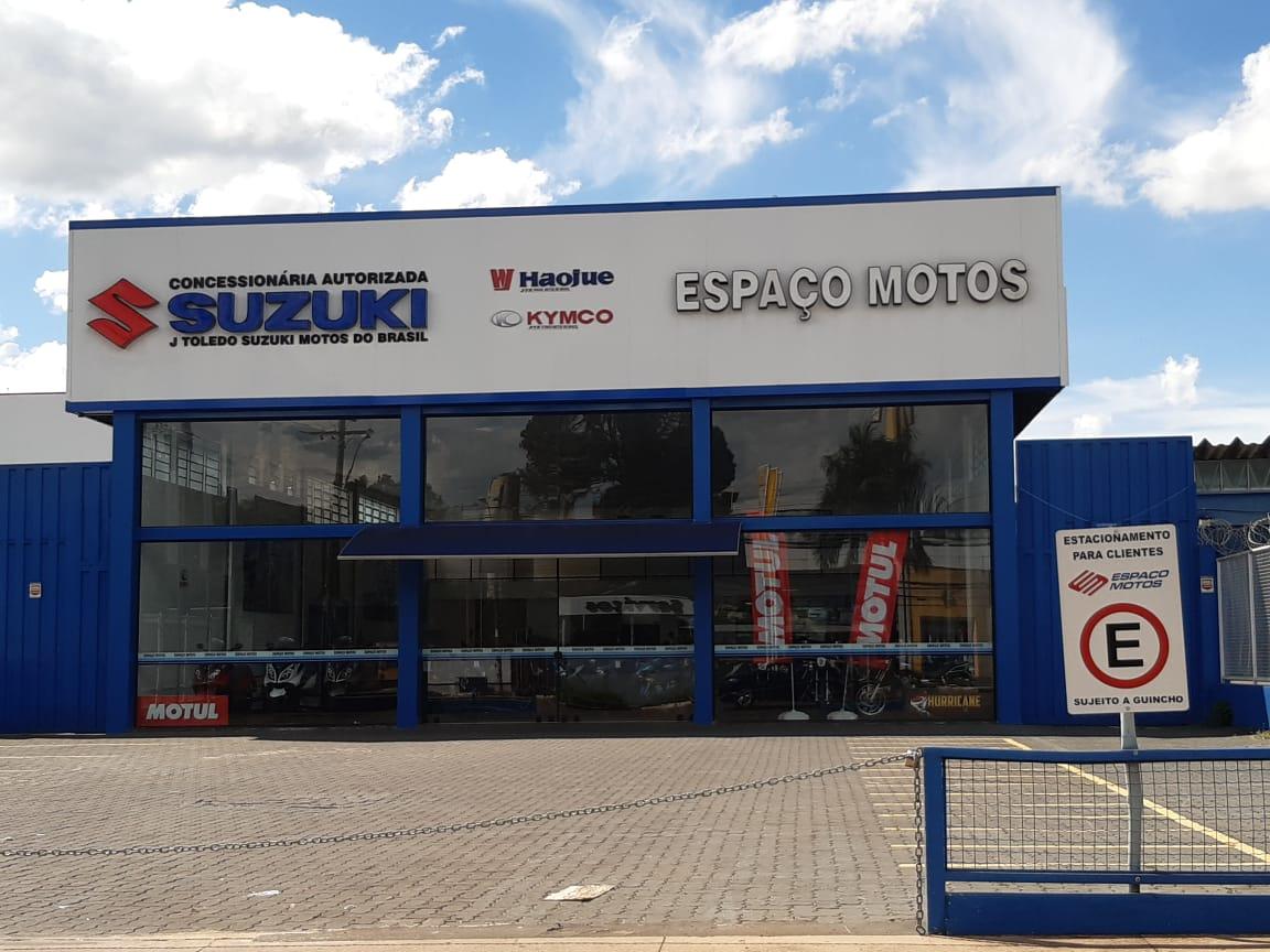 Concessionaria Suzuki Motos, SIA Trecho 2, Comercio Brasilia