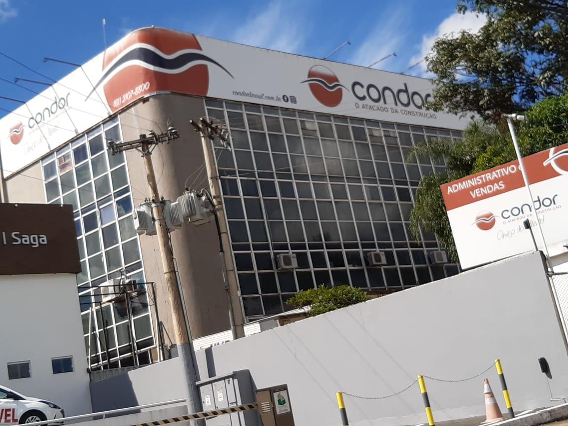 Condor, o atacado da construção, SIA Trecho 2, Comercio Brasilia