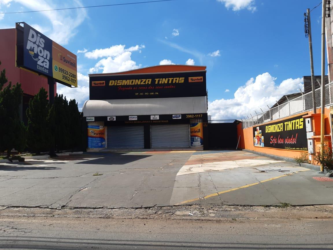 Dimonza Tintas suvinil, SIA Trecho 3, Comercio Brasilia
