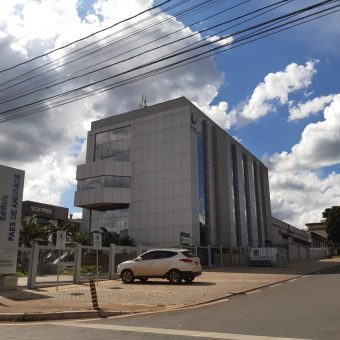 Edificio Paes de Andrade, SIA Trecho 3, Comércio Brasili