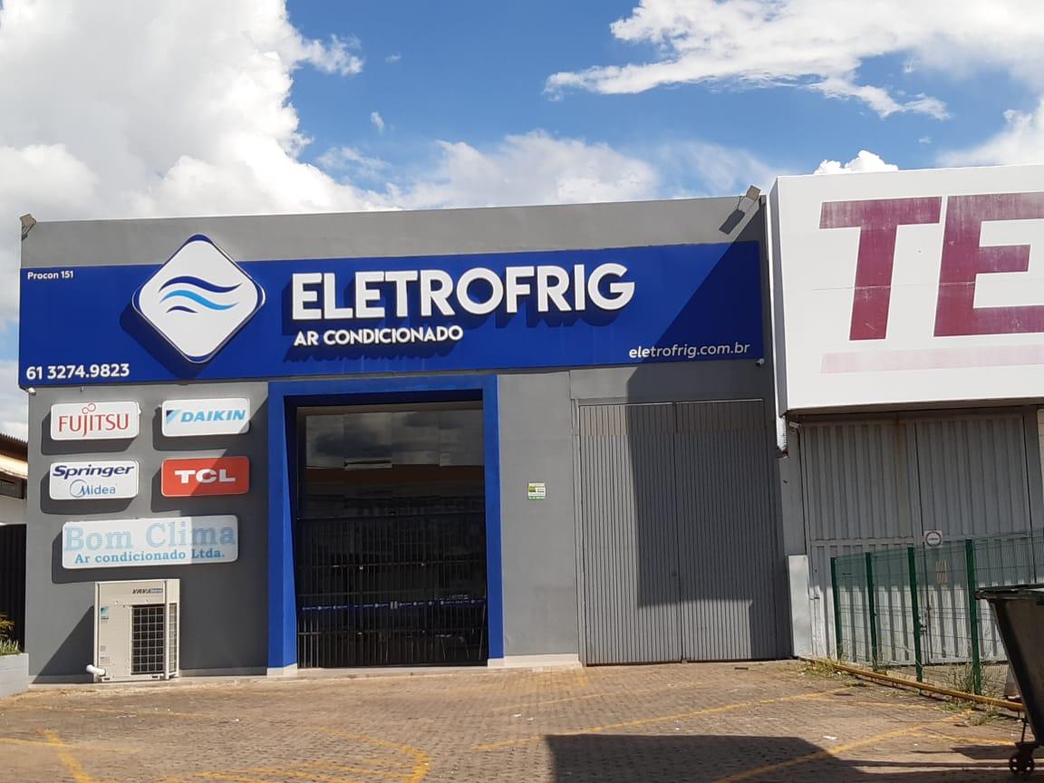 Eletrofrig ar condicionado, SIA Trecho 2, Comercio Brasilia