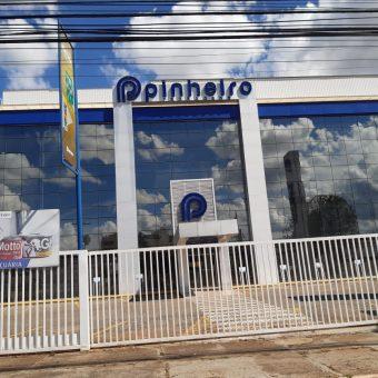 Ferragens Pinheiro tudo em aço, SIA Trecho 2, Comercio Brasilia