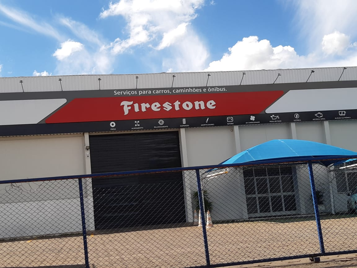 Firestone, serviços para carros, caminhões e onibus, SIA Trecho 2, Comercio Brasilia