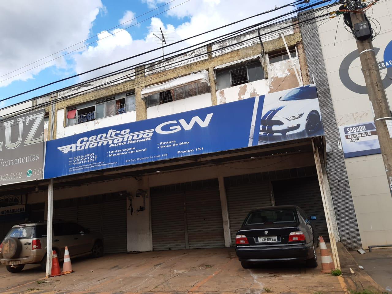 GW, Centro Automotivo, SIA Trecho 5C, Comercio Brasilia