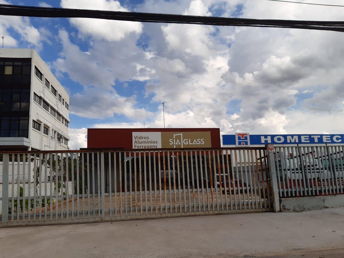 Sia Glass, SIA Trecho 3, Comércio Brasilia