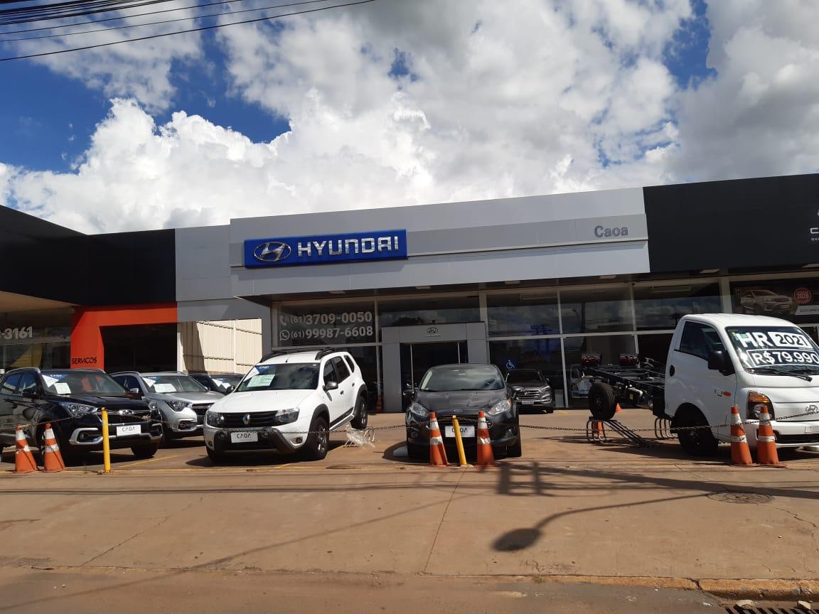 Hyundai Caoa, SIA Trecho 1, Guará, Comércio Brasilia