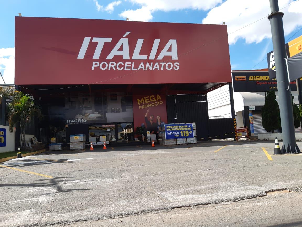 Italia Porcelanatos, SIA Trecho 3, Comercio Brasilia