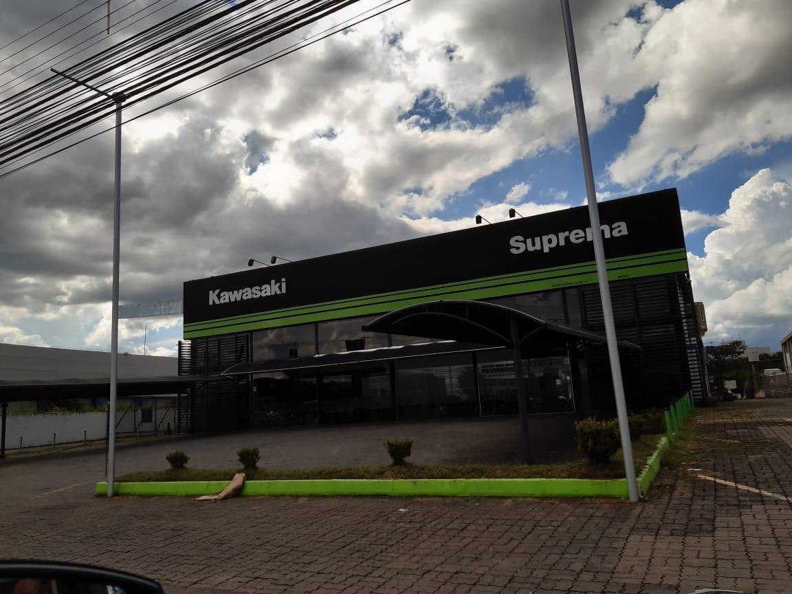Kawasaki Suprema, SIA trecho 4, Guará, Comércio Brasilia