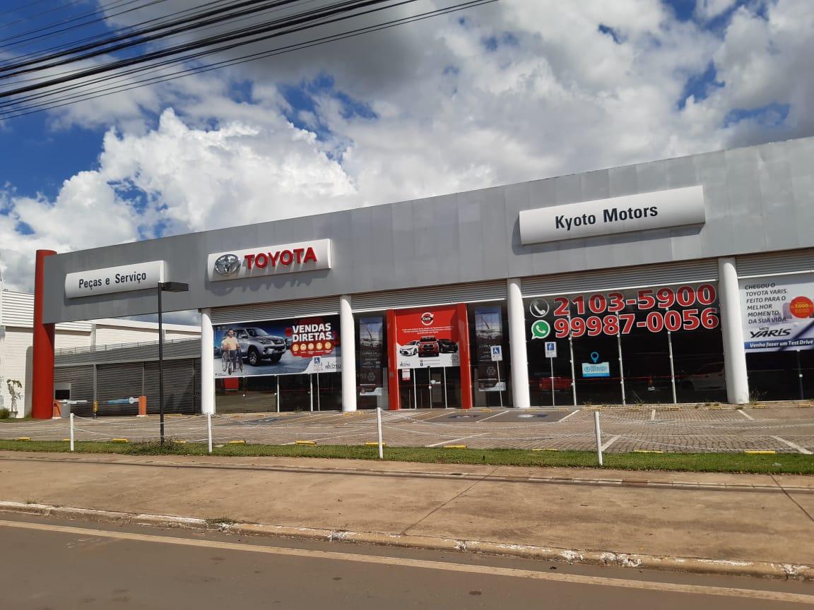 Kyoto Motors, SIA Trecho 1, Guará, Comércio Brasilia