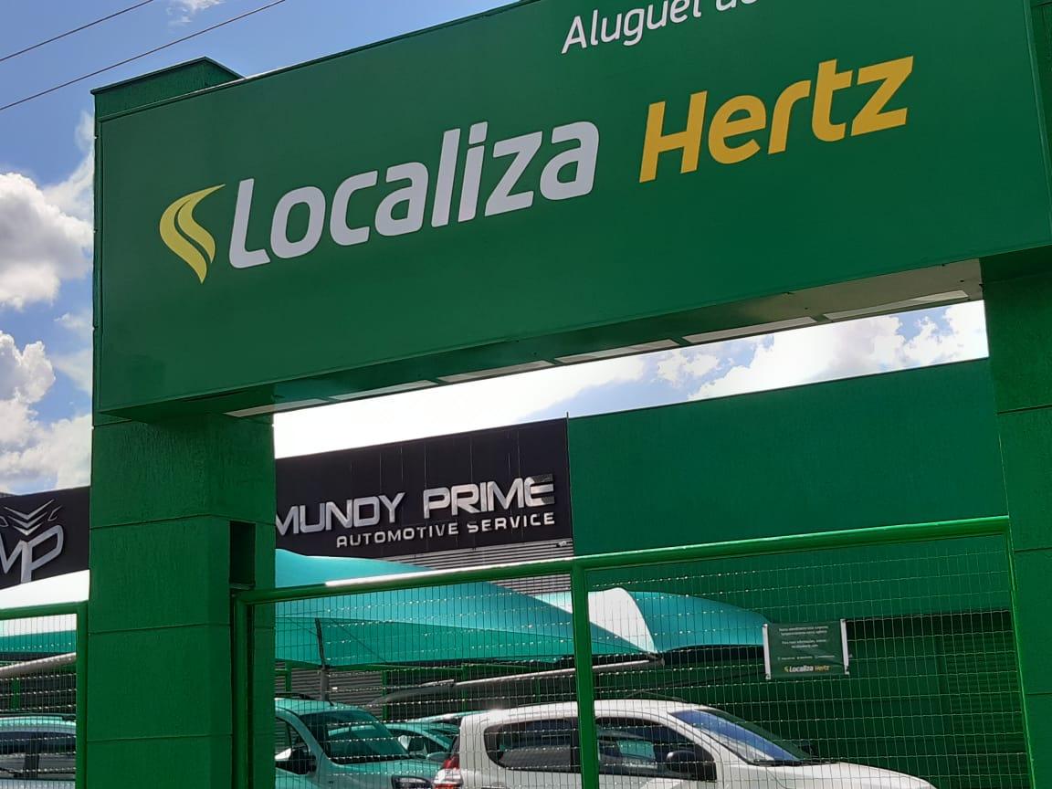 Localiza Hertz Aluguel de carros, SIA Trecho 2, Comercio Brasilia