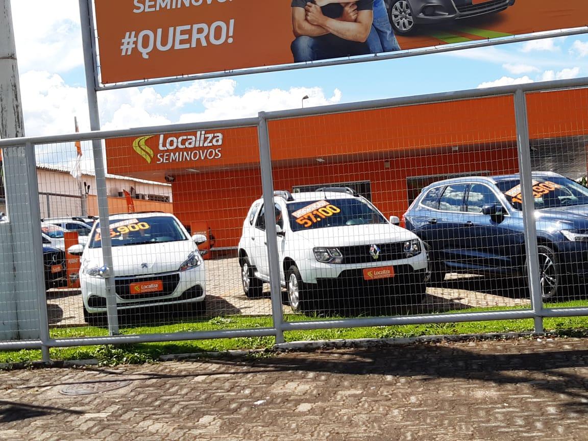 Localiza seminovos, SIA Trecho 2, Comercio Brasilia